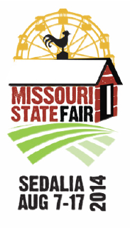 Celebrations at the Missouri State Fair on Opening Day